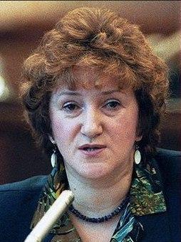 Галина Васильевна Старовойтова (Кремлевский Резидент)