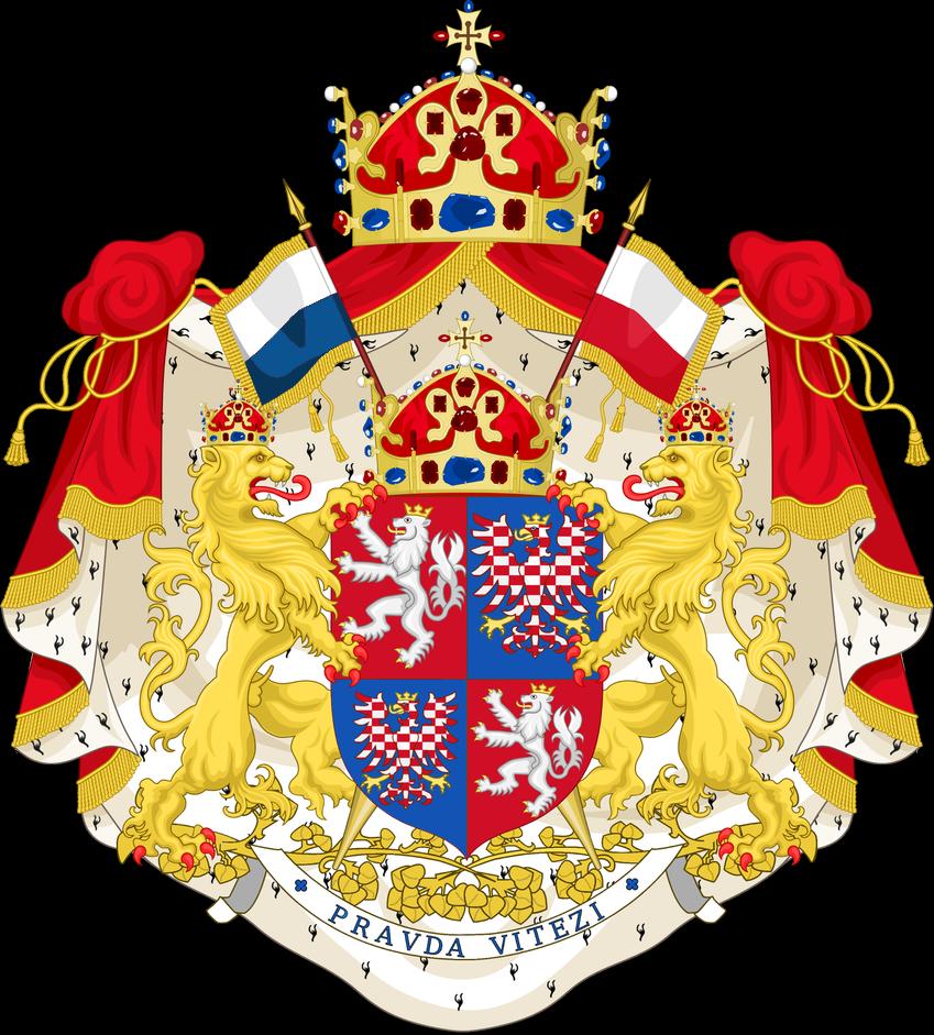 Королевство Чехия (Царствуй на славу)
