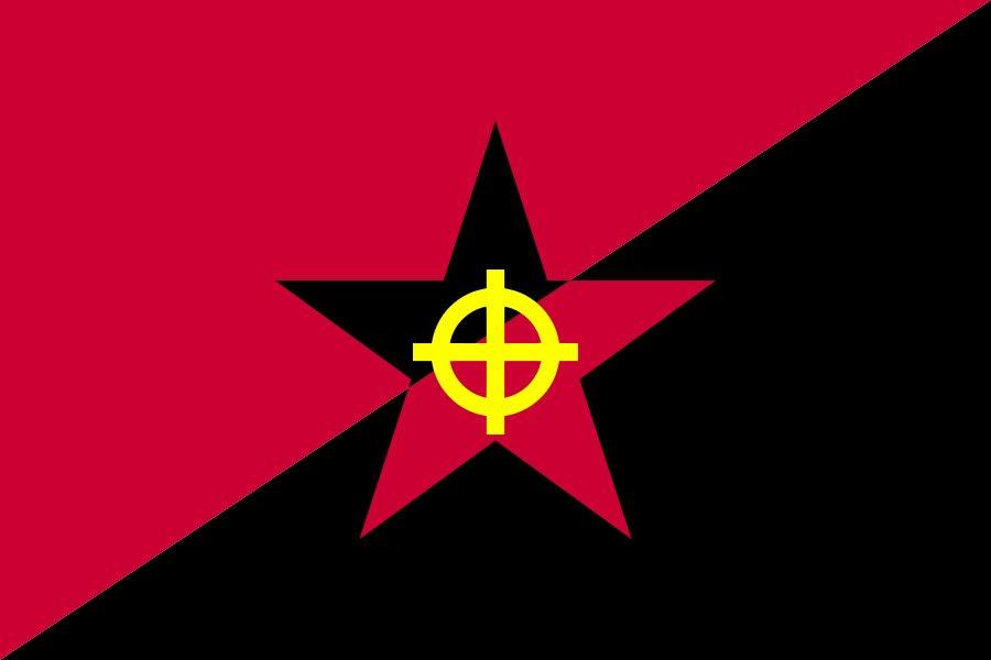 Federal Anarcho Republics of Ireland (Anarchist Rising)