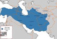 Ilkhanate in 1256–1353