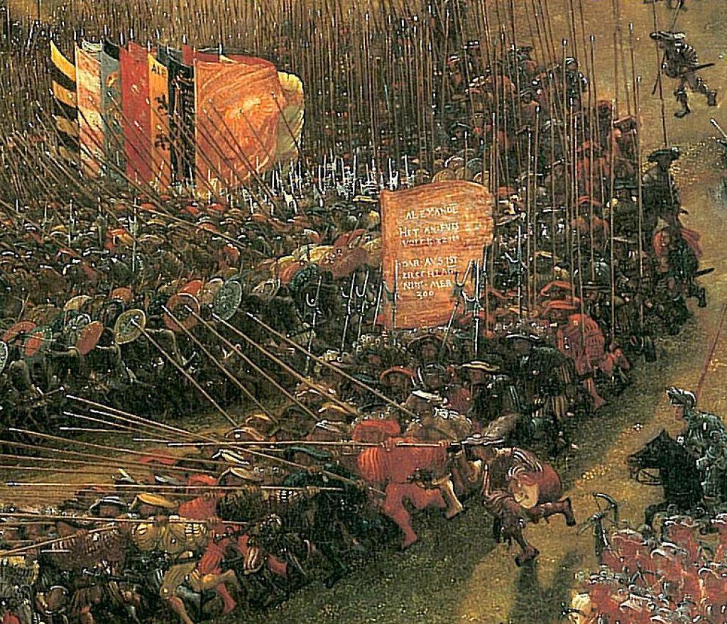 Германская война (Победа при Босуорте)