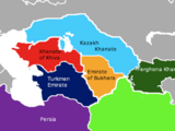 Central Asia (A Different History)