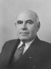 List of Presidents of New York (Yellowstone: 1936)