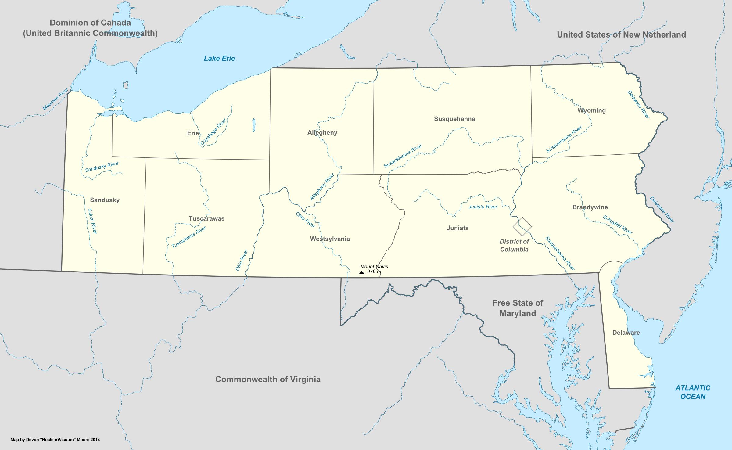 Map of Pennsylvania (13 Fallen Stars).png
