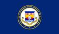 Panama Canal Zone Flag