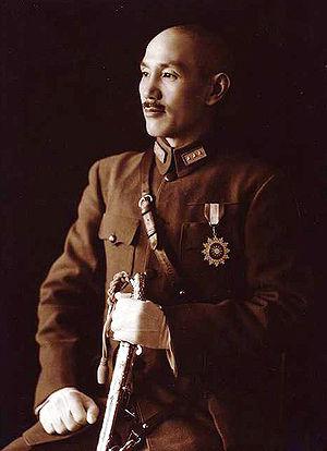 Chiang Kai-shek (Utopía Nazi)