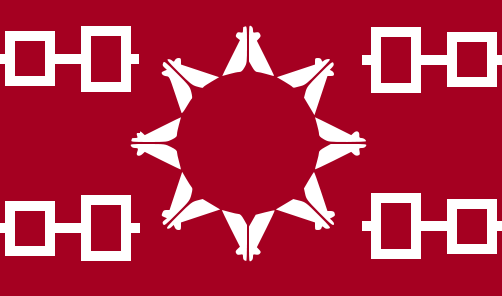 Columbian Chiefdoms Flag.png