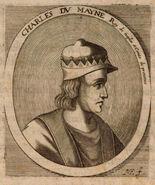 Charles III de Provence roi de Sicile duc dAnjou comte du Maine