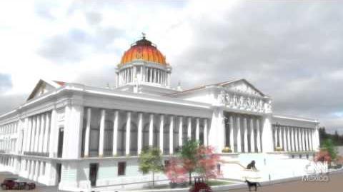 Como seria el palacio legislativo de mexico-0