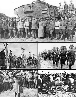 Guerra Civil Rusa (ASXX)