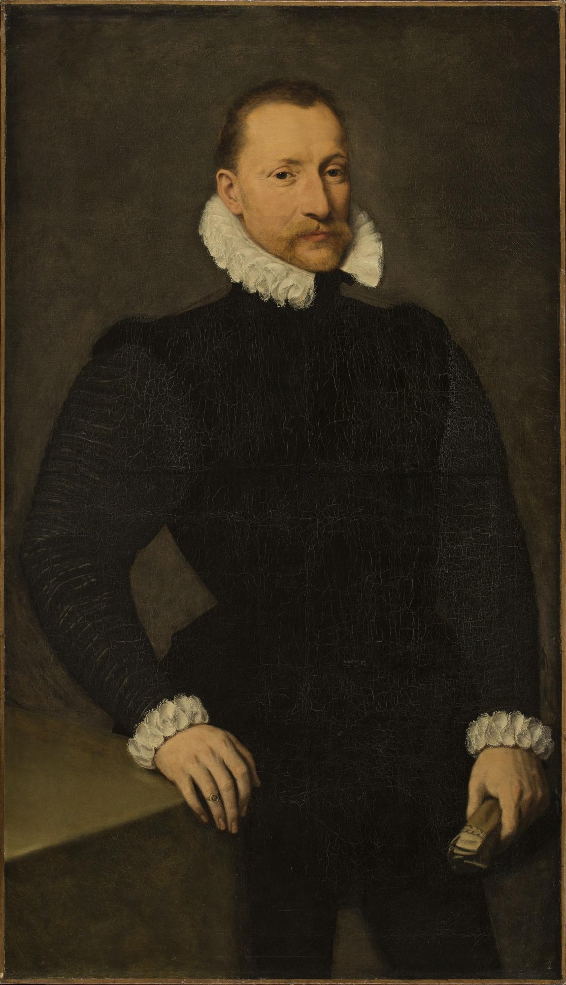 Magnus, Duke of Saxe-Weissenfels (Blooming Roses)
