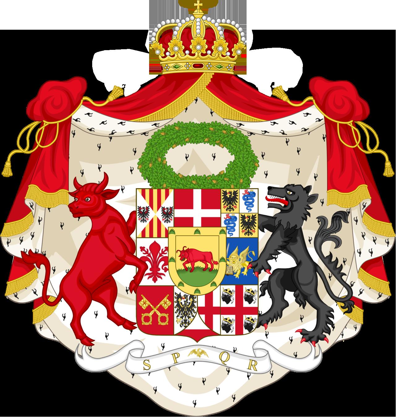 Королевство Адрия (Победа при Босуорте)
