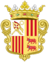 Coat of Arms of Andorra - Flag Version (1931-1949).png
