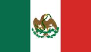 Bandera de México (1823-1864, 1867-1893)