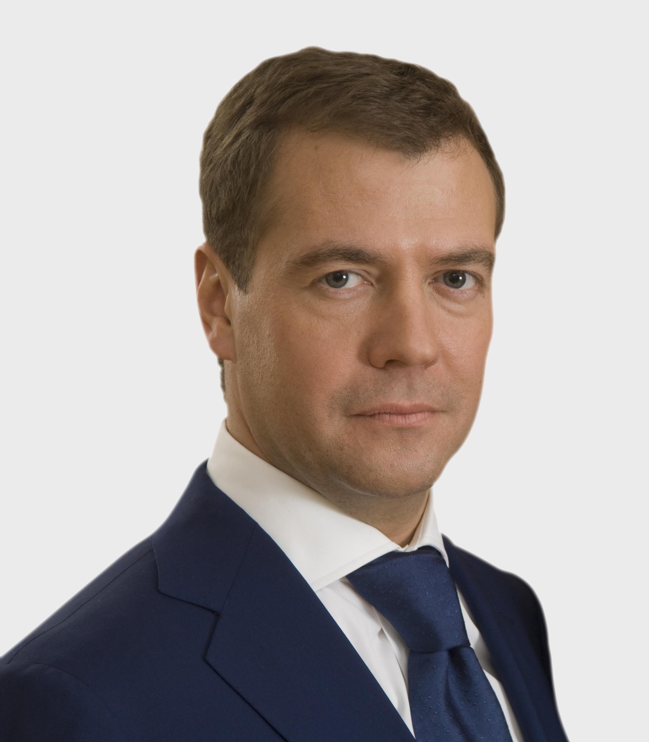 Dmitry Medvedev (Joan of What?)