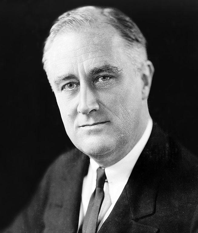 Franklin D. Roosevelt (Utopía Nazi)
