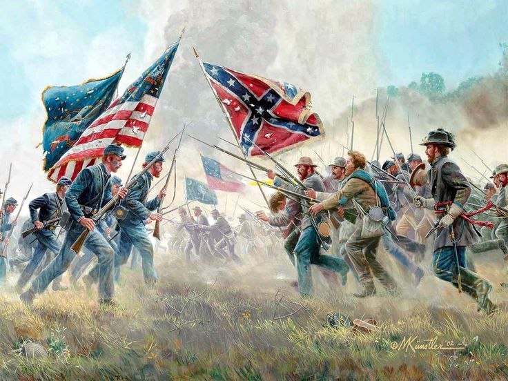 American Civil War (The 1800's)
