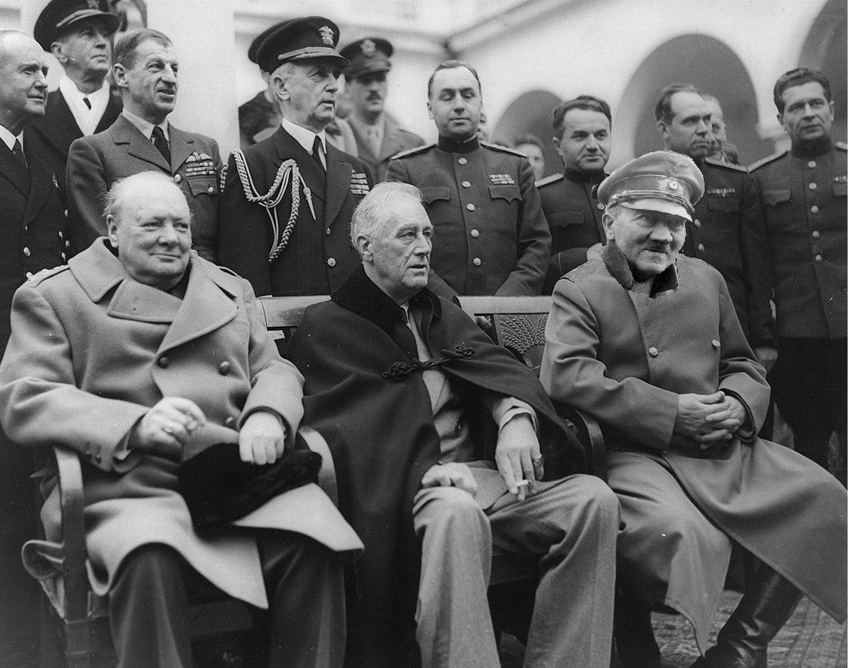 Conferencia de Wolgast (Utopía Nazi)