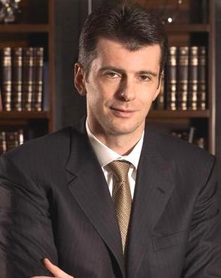Михаил Дмитриевич Прохоров (Кремлевский Резидент)
