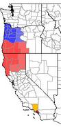 Yellowstone west coast