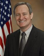 Mike Crapo Official Photo 110th Congress.jpg