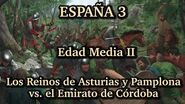 ESPAÑA 3 Edad Media (2ª parte) - Los Reinos de Asturias vs