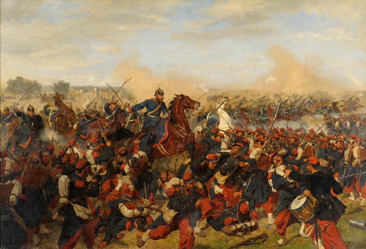 Германская война (Pax Napoleonica)