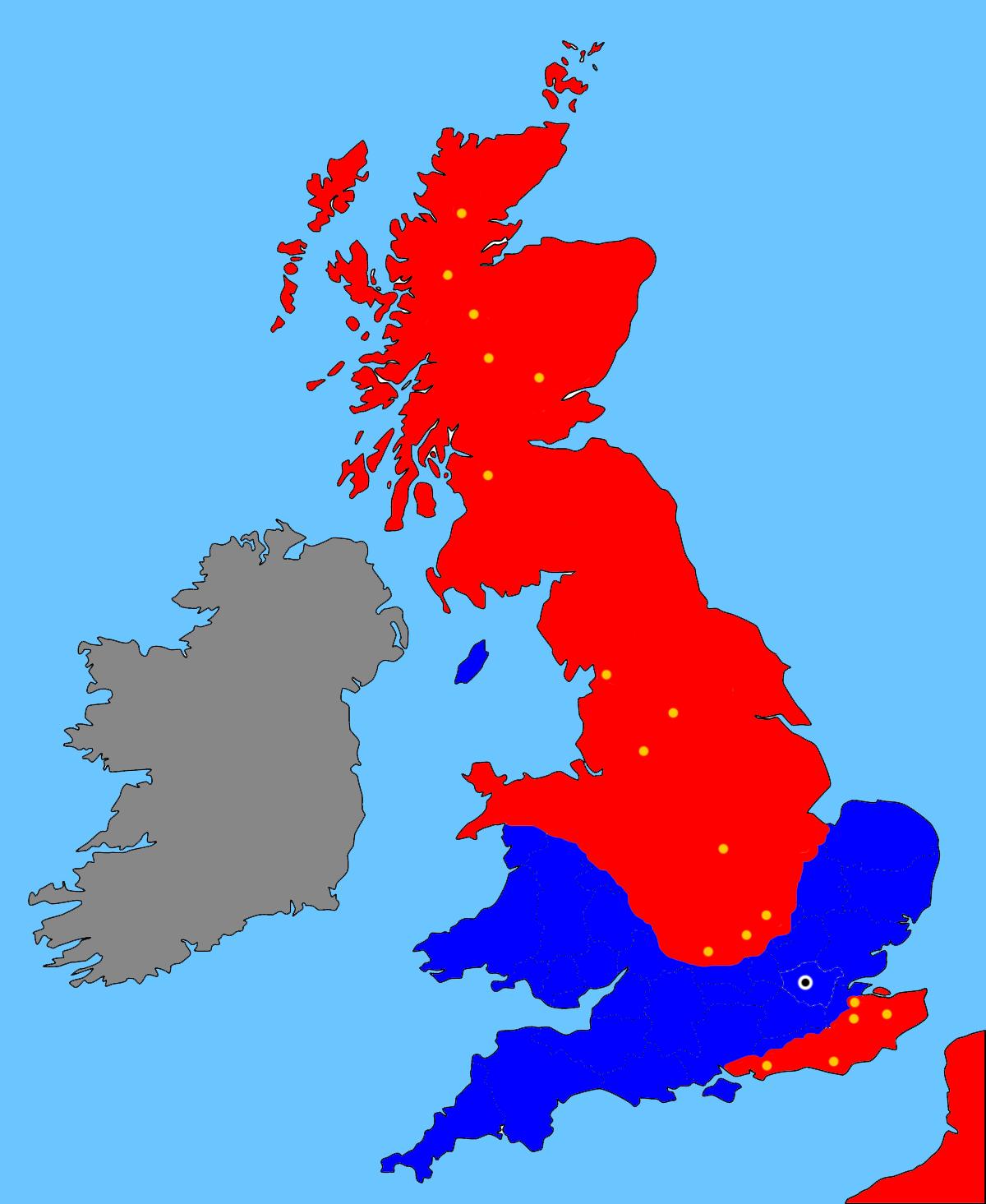 Batalla de Inglaterra (Gran Imperio Alemán)