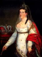 Emperatriz Ana Maria Huarte de Iturbide
