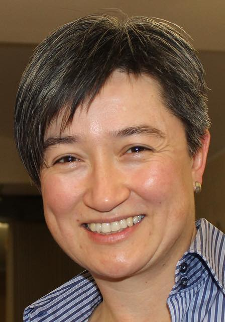 Penny Wong (Joan of What?)