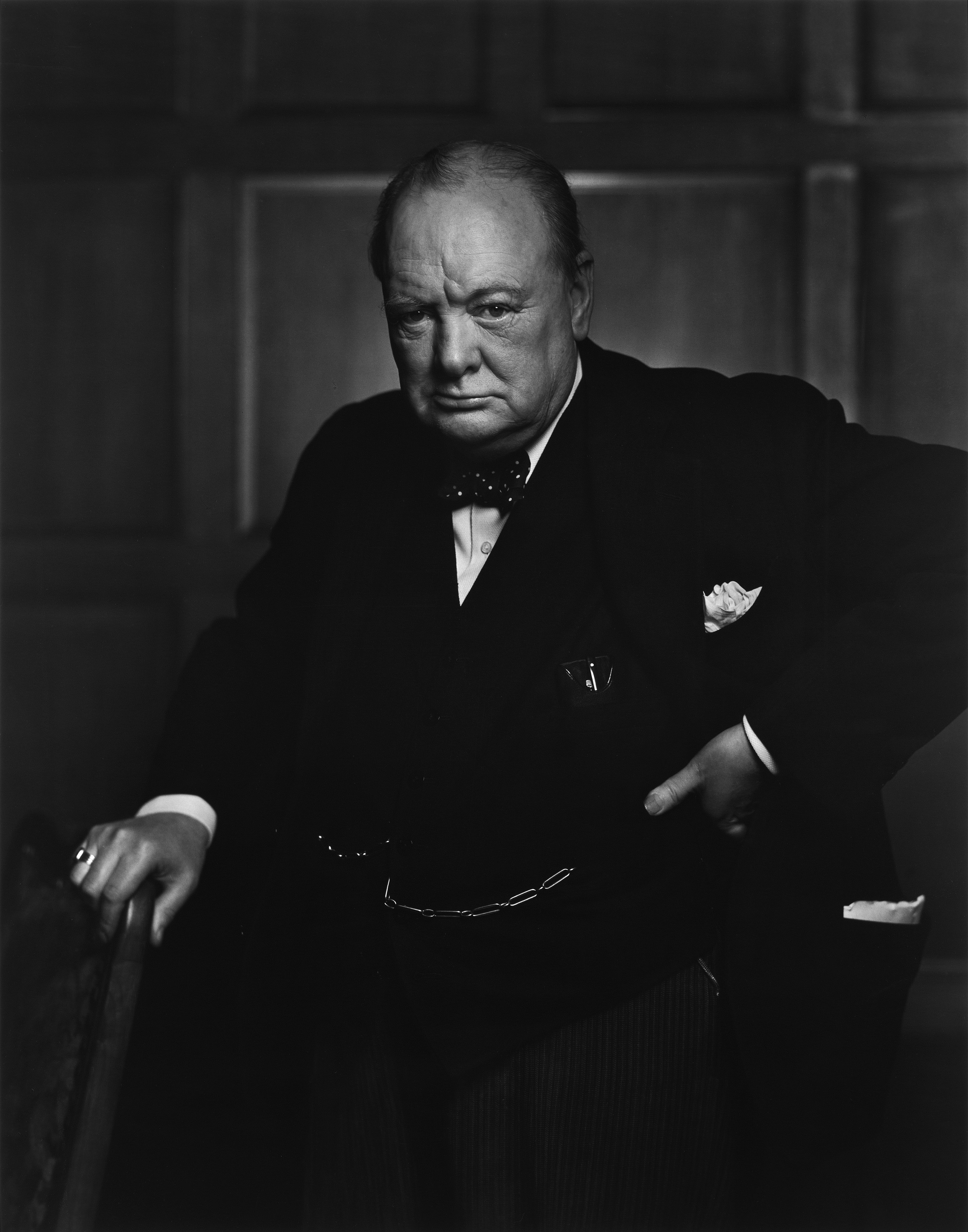 Winston Churchill (Joan of What?)