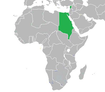 Reino de Egipto (ASXX)