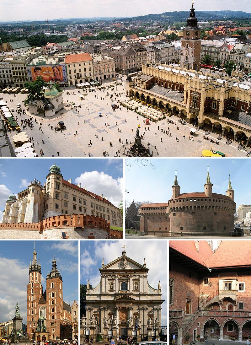 Cracovia (Utopía Nazi)