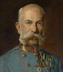 Fernando Jose I de Austria-Hungría (ASXX)