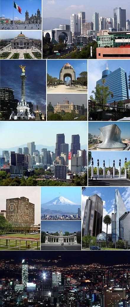 Ciudad de México (Gran Imperio Alemán)