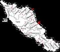 Map of the Italian Provinces (NotLAH)