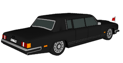 1989 ZIL 41052