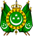 Coat of arms of the Egyptian Kingdom 2