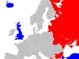 El Mundo post Tercera Guerra Mundial (Ucronía Peronista)