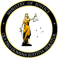 Seal of the Cygnian Ministry of Justice