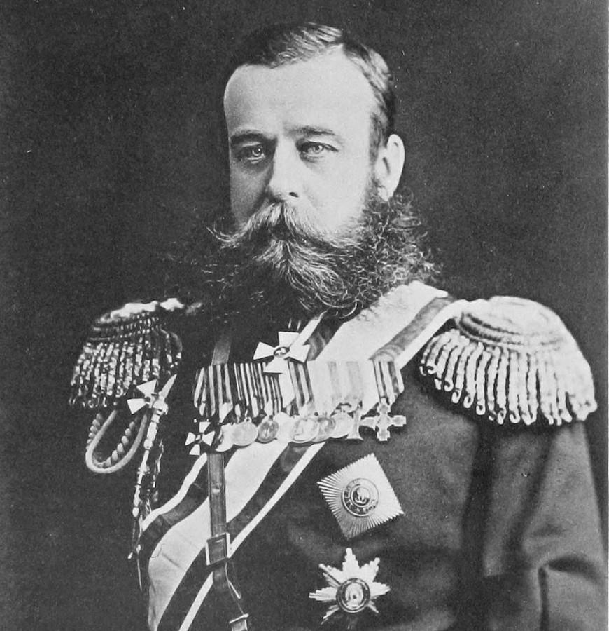 Михаил Скобелев (Триумф Белого Генерала)