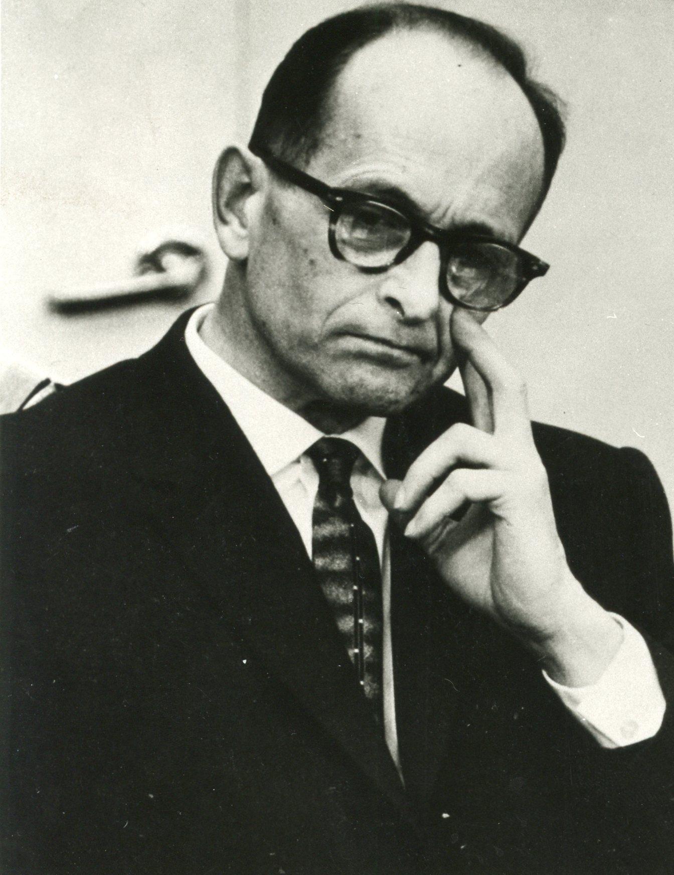 Adolf Eichmann (Utopía Nazi)
