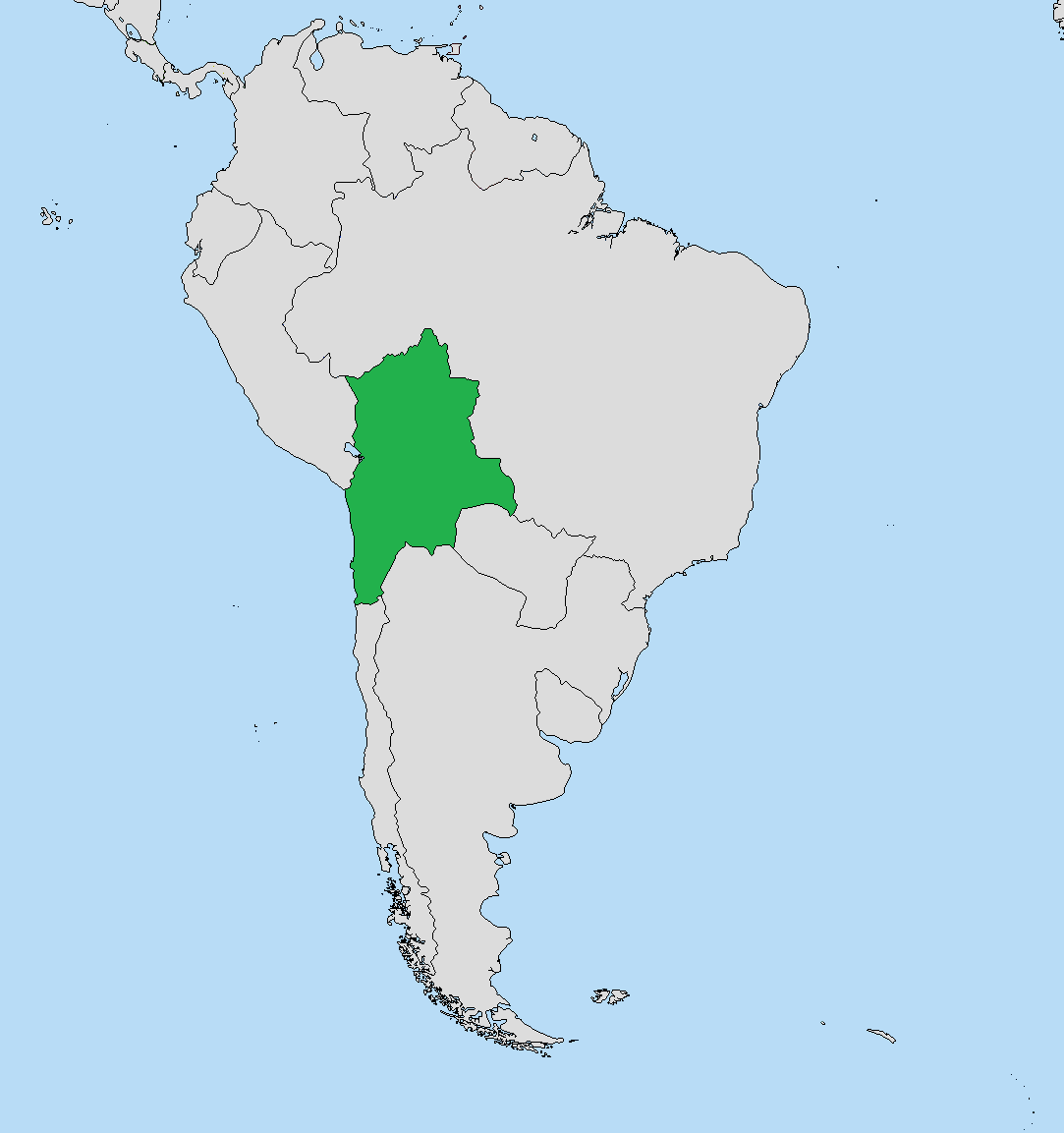 Bolivia (Gran Imperio Alemán)