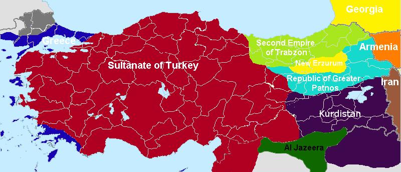 New Erzurum (1983: Doomsday)