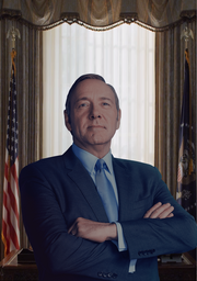 Frank Underwood official White House portrait.png
