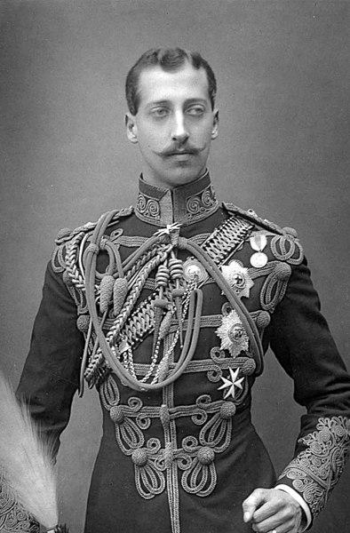 Эдуард VIII (Pax Napoleonica)