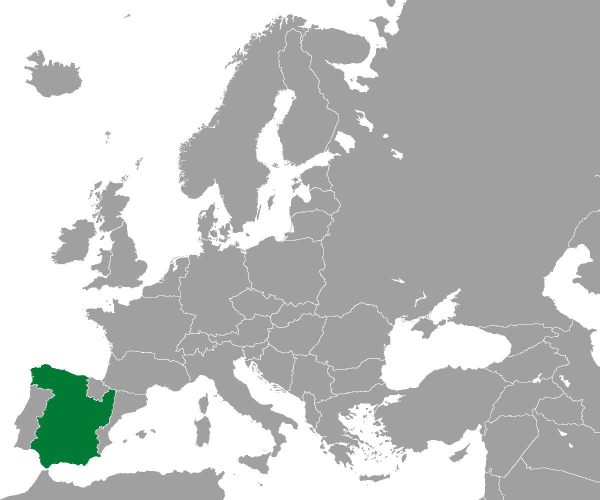 Location of Spain in Europe (Long Live The Republic).png