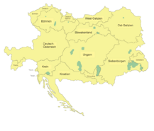 Vereinigte Staaten von Groß-Österreich-Mayerling