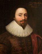 Gortzius Geldorp - Portrait of Sir Edward Villiers