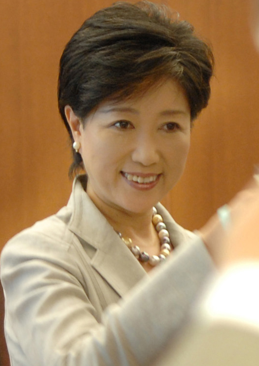 Japanese presidential election, 2012 (Joan of What?)